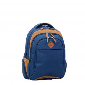 Sac à dos pc et scolaire bleu