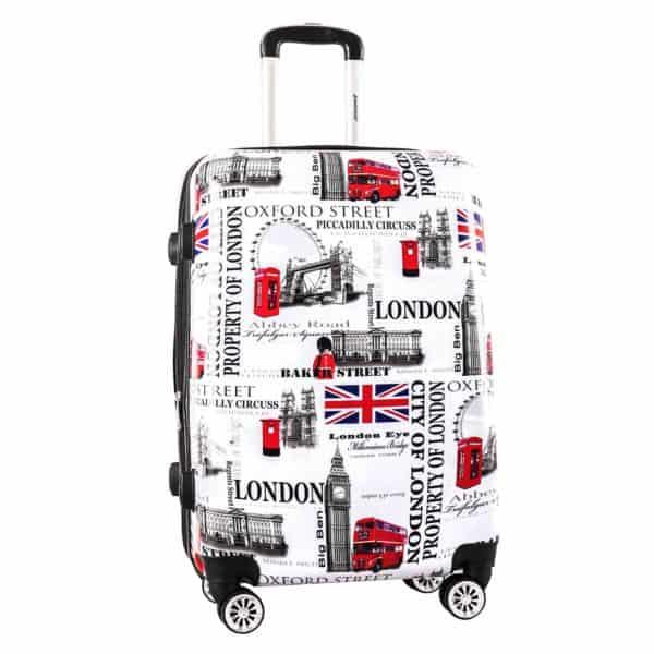 """Set de 3 valises rigides """" London """""""
