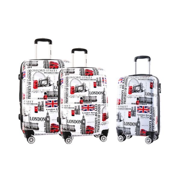 ensemble de 3 valises Snowball london