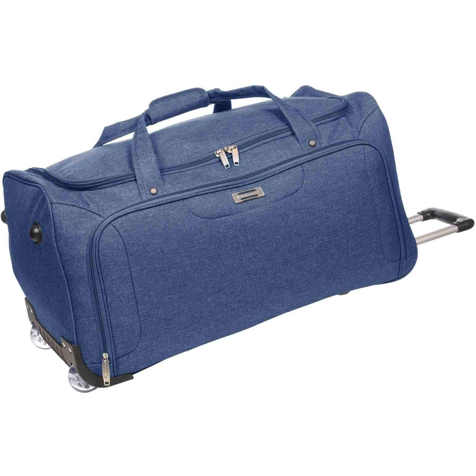 Lonsdale Sac /à bandouli/ère mod/èle classic Bleu marine