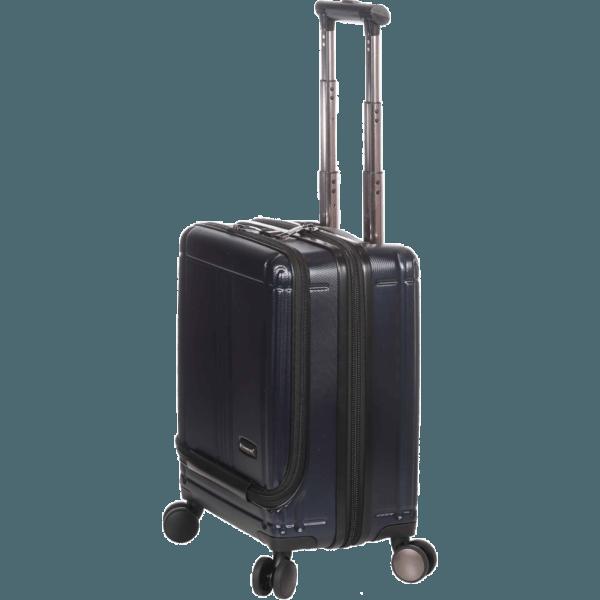 """Valise cabine pilot case trolley noir pour pc 17"""" Snowball"""