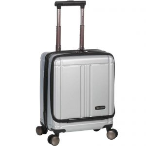 Valise cabine pilot case pc 17″ Snowball