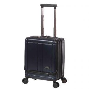 Valise cabine pilot case trolley bleu pour pc 17″ Snowball