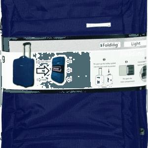 Valise cabine pliable 54 cm