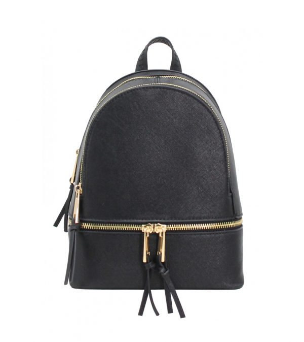 sac à dos fille et femme pas cher noir avenuedusac