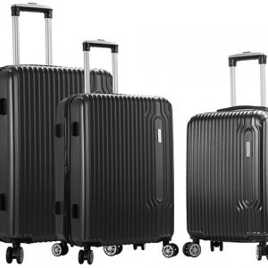 Lot de 3 valises rigides Olympion II