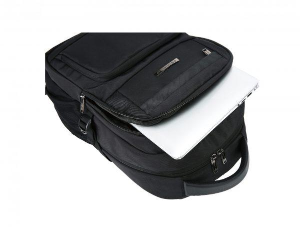 sac à dos pc portable pas cher snowball noir