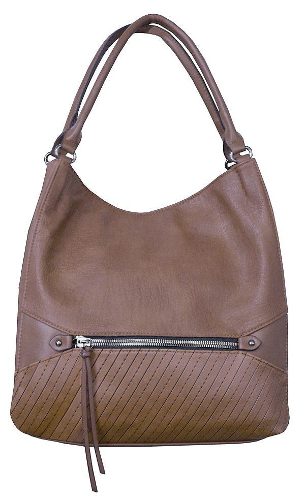 sac à main porté épaule pour femme grand format