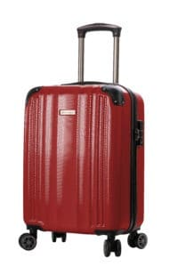 valise cabine Snowball rouge pas cher