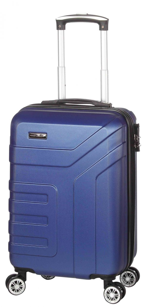 valise cabine Madisson pas cher BLEU