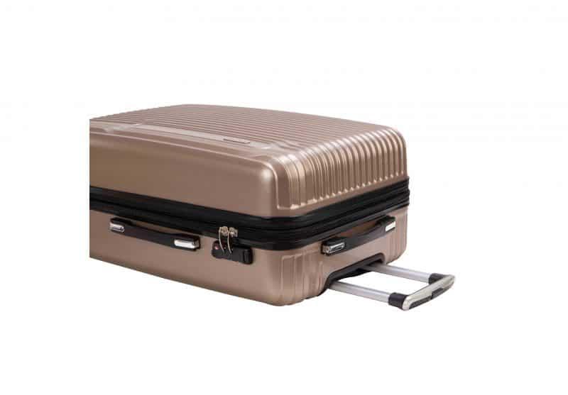 valise cabine rigide légère snowball tsa