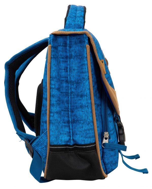 Cartable scolaire CP CE1 bleu 35 cm