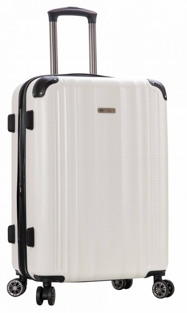 valise cabine Snowball blanc pas cher