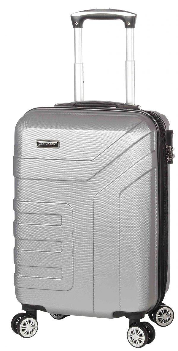 valise cabine Madisson pas cher GRIS