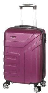valise cabine Madisson violet
