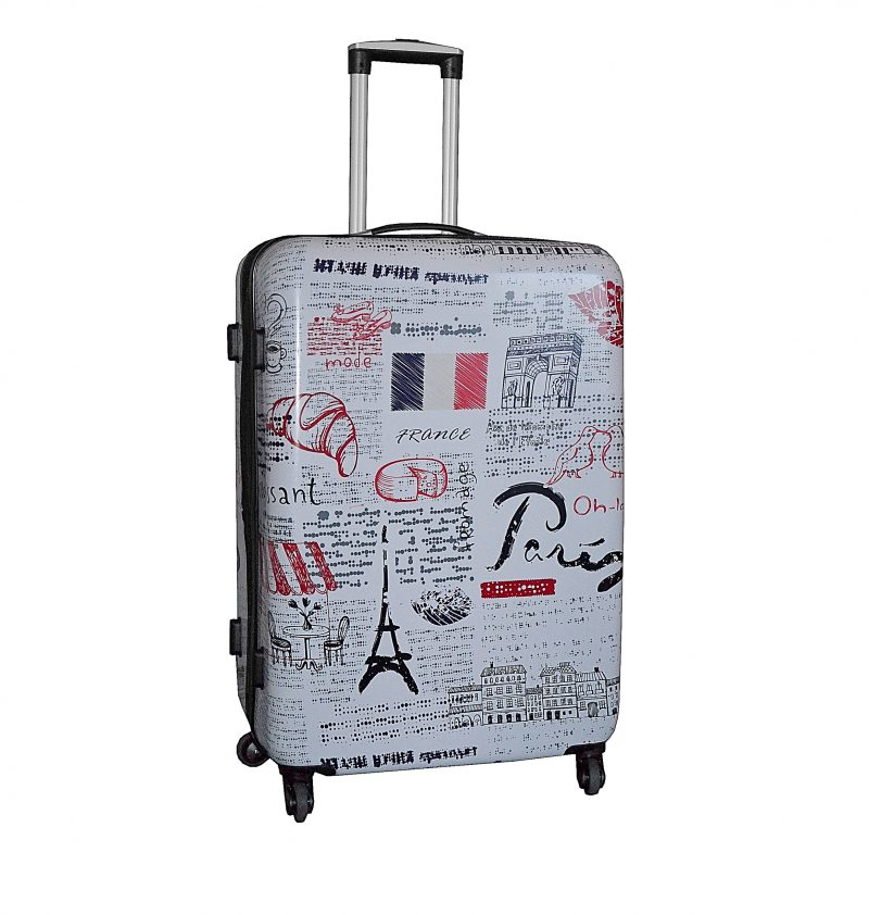 valise 66 cm pas cher snowball paris champs Elysées