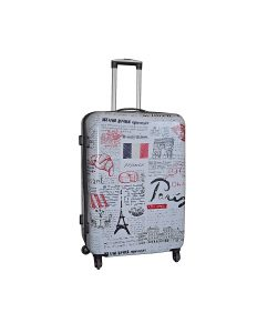 valise rigide grande taille pas cher snowball
