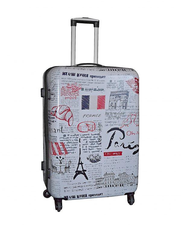 grande valise rigide pas cher snowball avenuedusac
