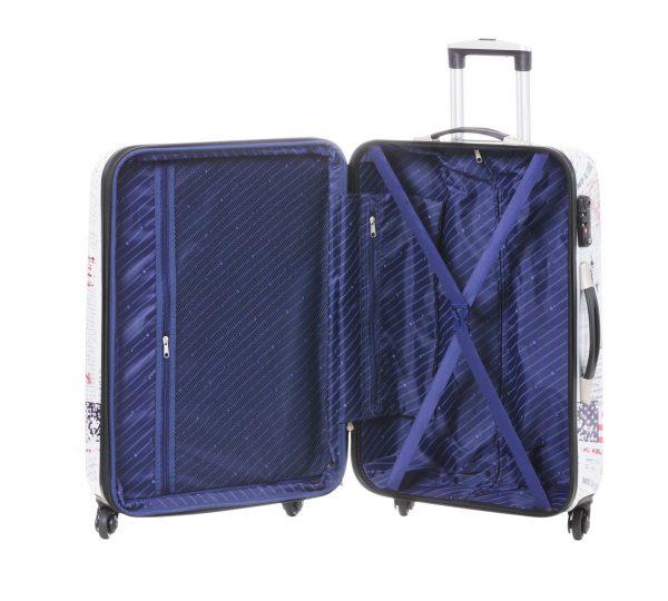 valise 76 cm Snowball pas cher