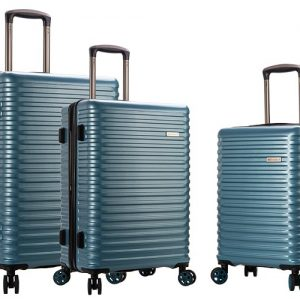 "Set de 3 valises rigides ""Etolie"""