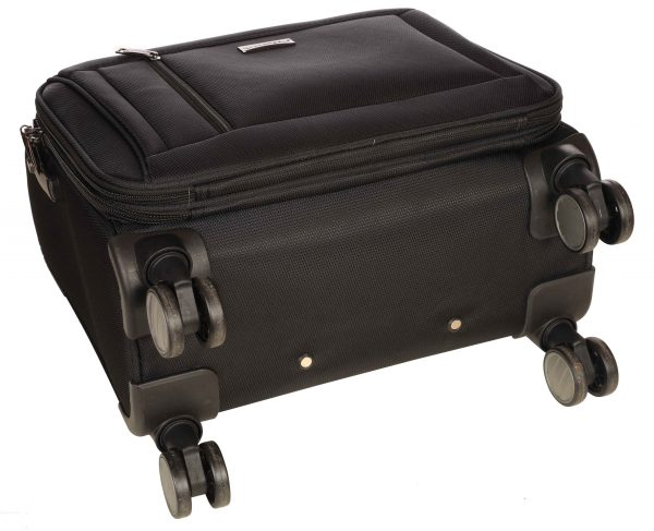 "Pilot case trolley Pc 17"" Snowball"