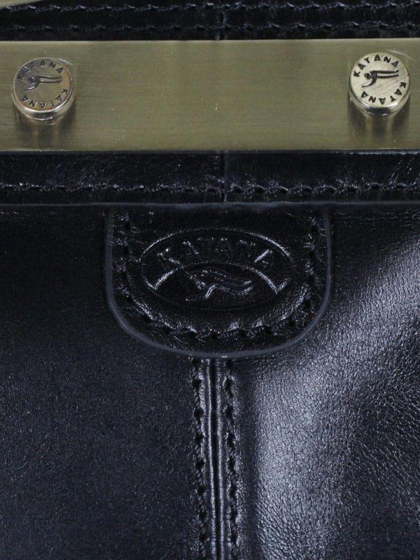 sac de voyage en cuir katana