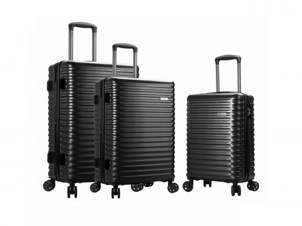 """Set de 3 valises rigides """"Etolie"""""""