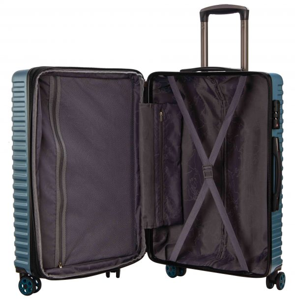 Set de 3 valises rigides Etolie