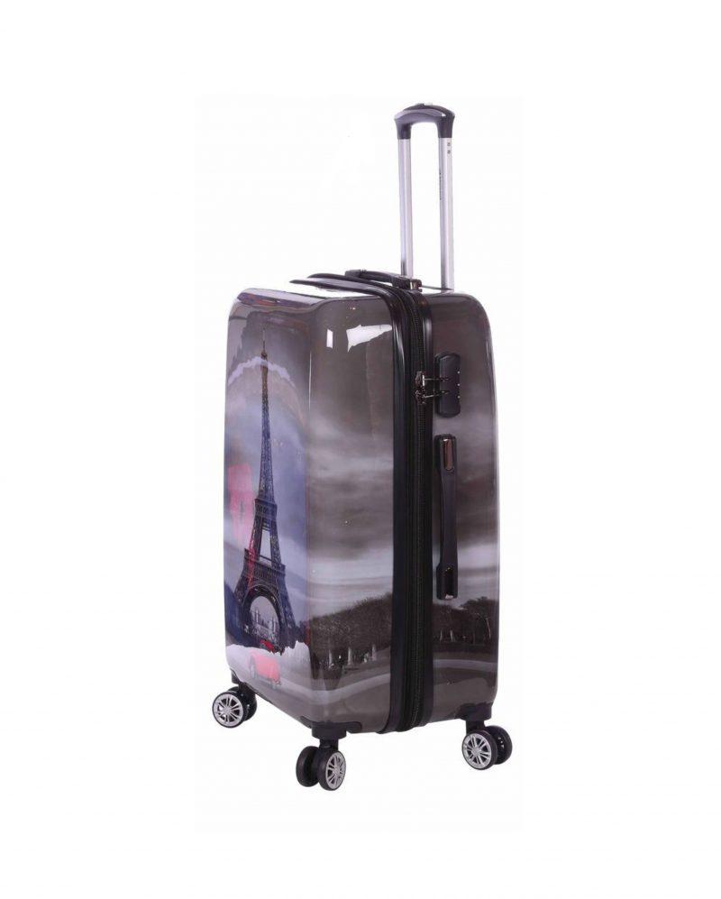 valise cabine 55 cm tour eiffel paris