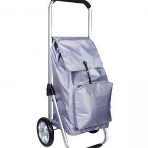 Chariot de courses de marché avec poche isotherme