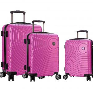 Set de 3 valises rigides Nisyros