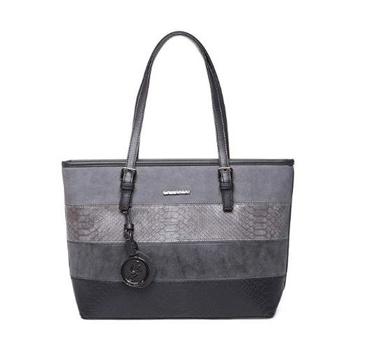 sac à main de cours A4 gallantry pas cher femme gris