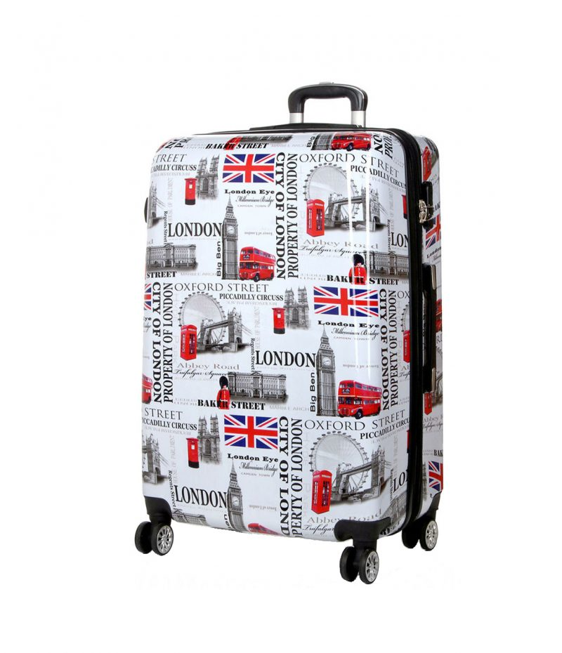 vente valise rigide 75 cm madisson london