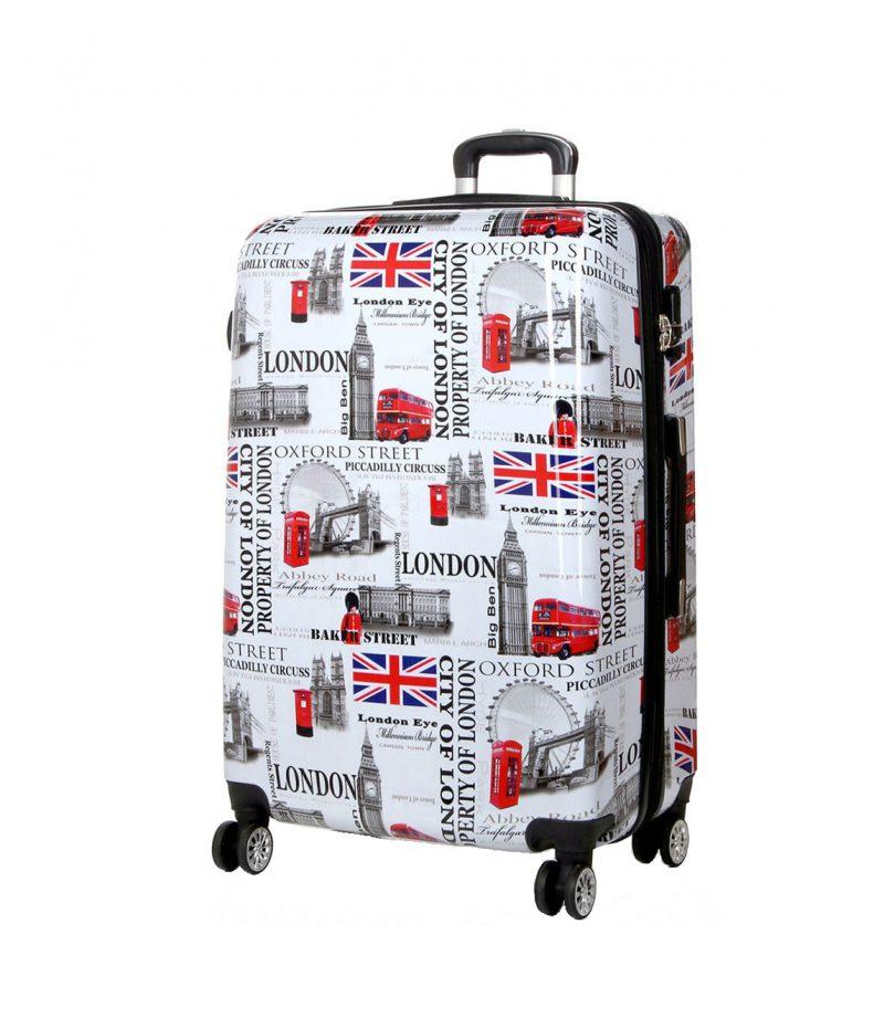 valise rigide 75 cm pas cher Madisson