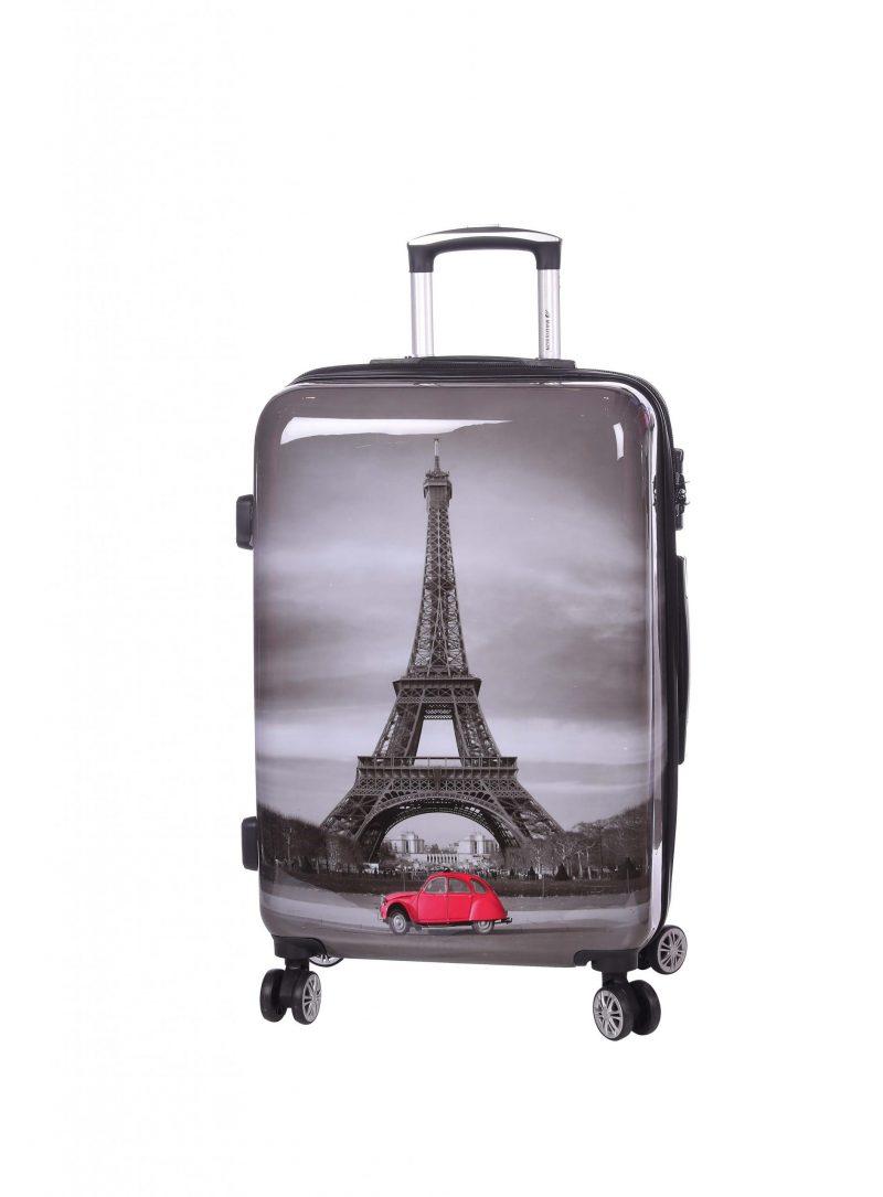 valise rigide 65 cm pas cher madisson paris