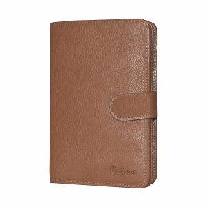 portefeuille en cuir grainé katana 953124