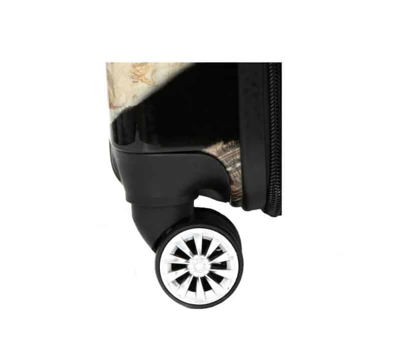 vente valise cabine rigide 55 cm pas cher Madisson paris 86820C