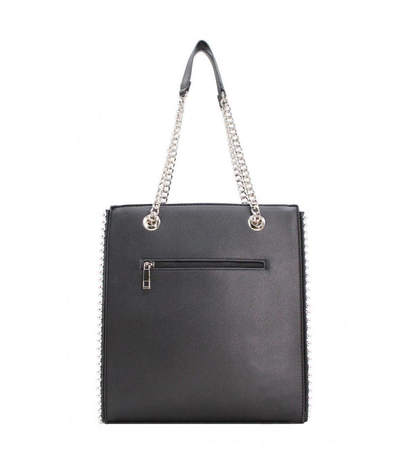 vente de grand sac à main A4 noir