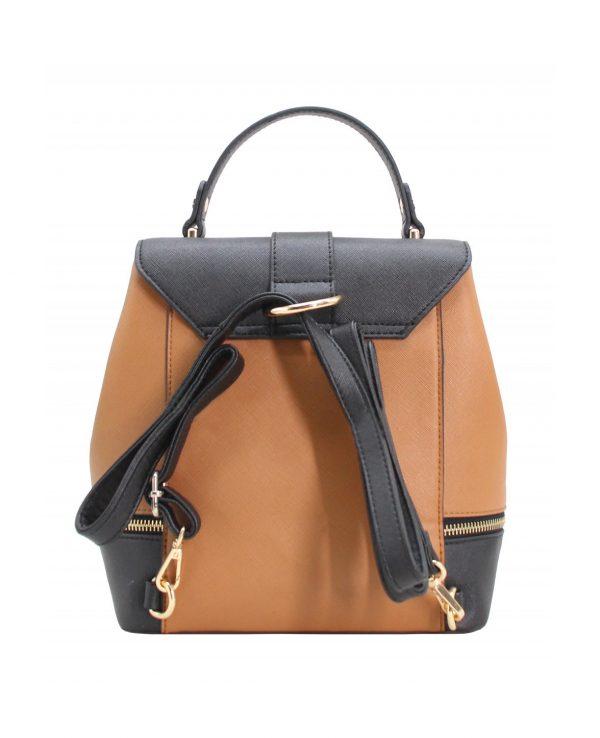 vente de sac à dos à main tendance noir marron pas cher 282195