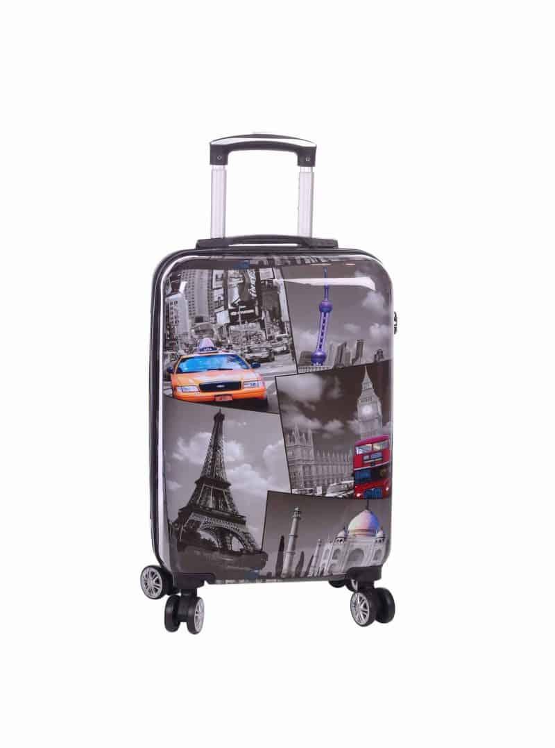 Vente de valises cabines rigides 55 cm pas cher