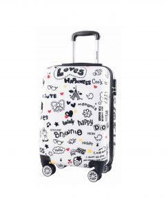 vente valise cabine 55 cm pas cher madisson 96820Y