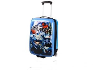vente valise cabine enfant robot madisson