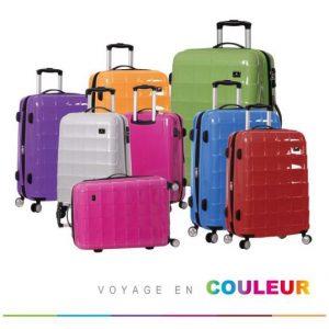 bagages valises et sacs de voyage pas cher