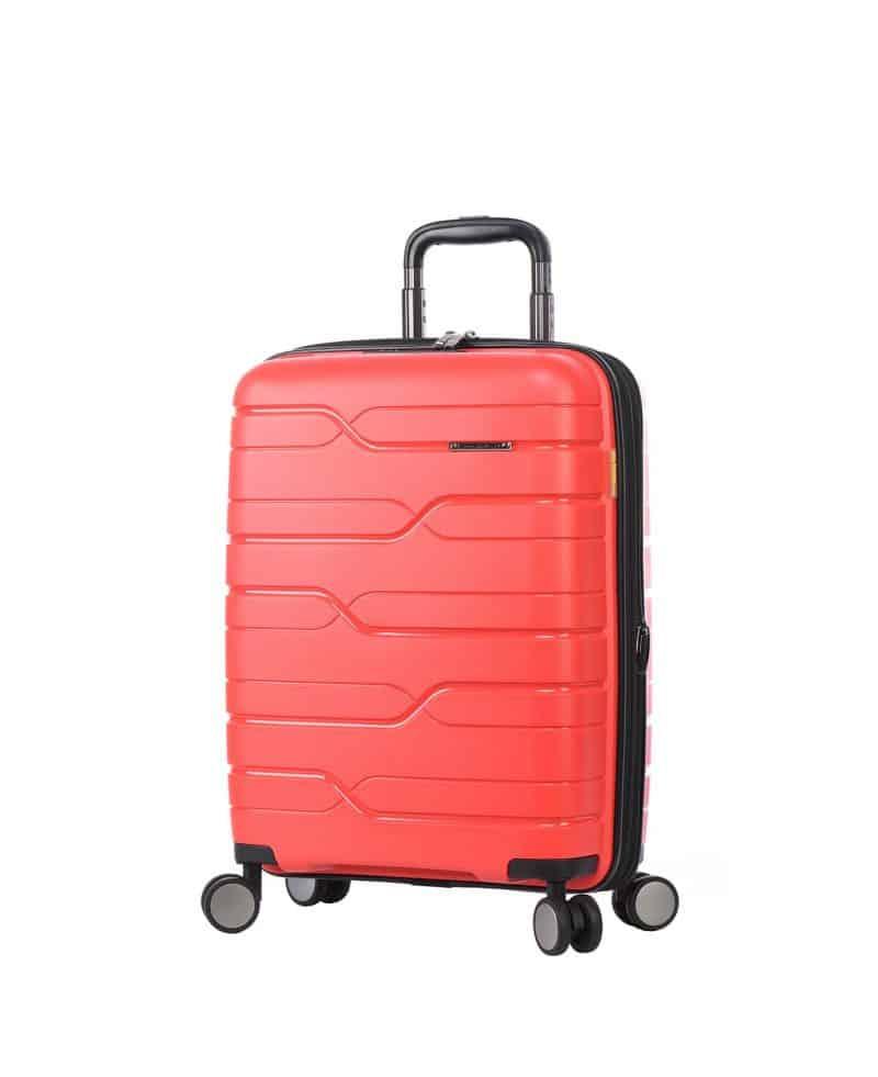 valise cabine 55 cm légère snowball pas cher 96103 ROUGE 1