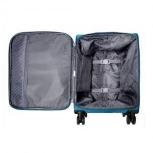 Ensemble de 3 valises souples Baku