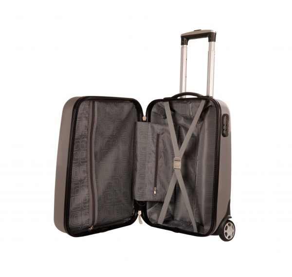 Valise cabine 2 roues 50 cm Madisson pas cher 42902-33