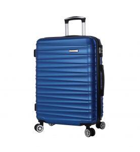 Valise rigide XXL 76 cm Bleu madisson A622031