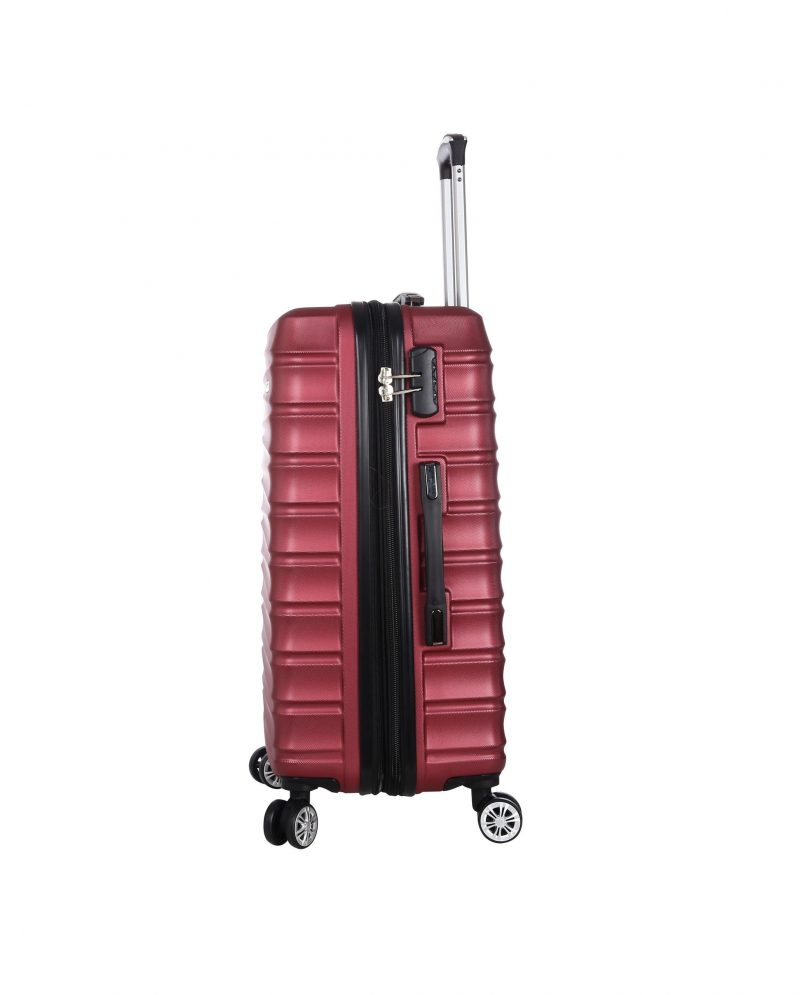 valise cabine extensible 55 cm Madisson rouge A62203551
