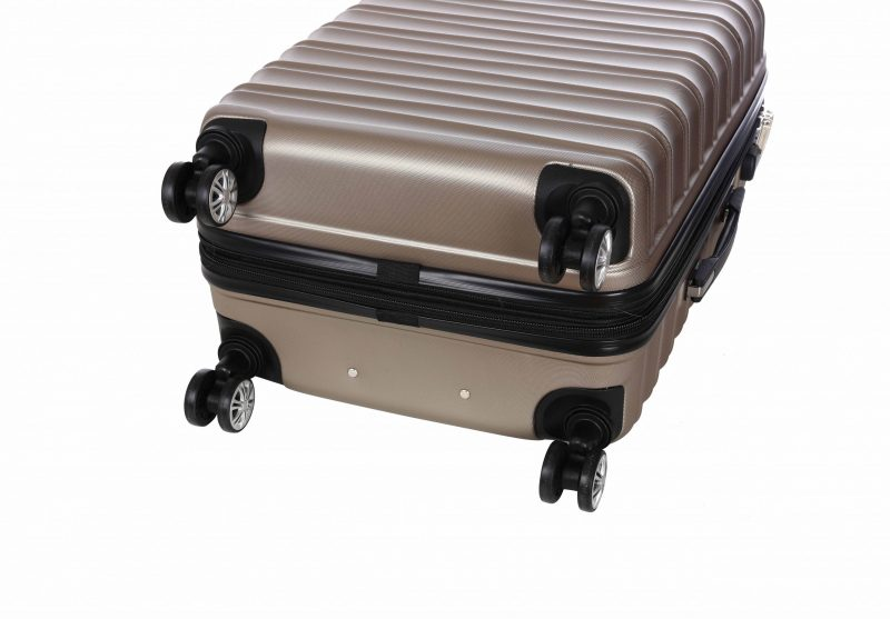 valise cabine extensible 55 cm Madisson TAUPe A62203553