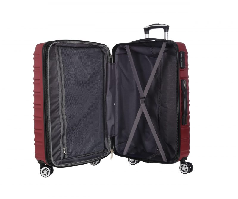 valise cabine extensible 55 cm Madisson TAUPe A622035531
